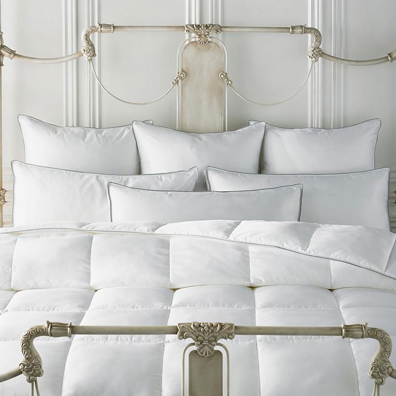 down alternative bedding for your staycation